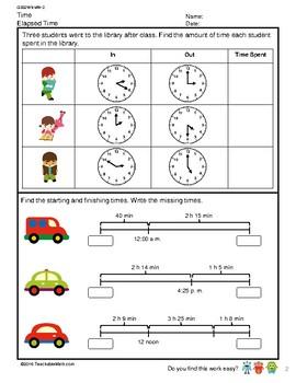 G3S2W9-MW2 Time (Singapore Mastery Method)