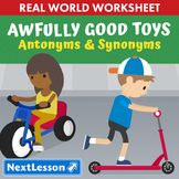 G4 Antonyms & Synonyms - 'Awfully Good Toys' Essential: Scooters