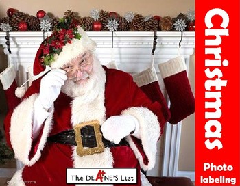 G4 Christmas Photo Labeling