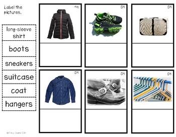 G4 Clothing Photo Labeling