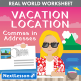 G3 Commas in Addresses - 'Vacation Location' Essential: Florida