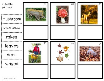 G4 Fall Photo Labeling