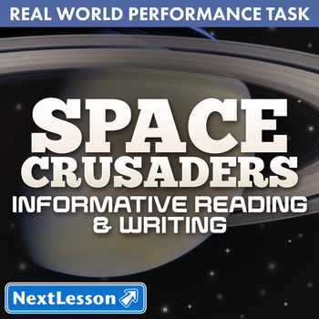 Bundle G4 Informative Reading & Writing - Space Crusaders Performance Task