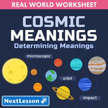 G5 Determining Meanings - Cosmic Meanings Essential: Mars