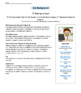 Bundle G5 Informative Reading & Writing - The Prime Time Performance Task