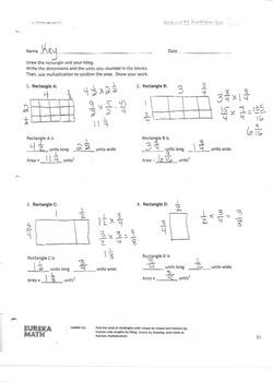 Grade 5 Math Module 5 lesson 11