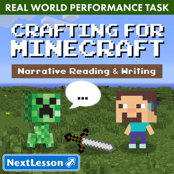 G5 Narrative Reading & Writing - Crafting for Minecraft Pe