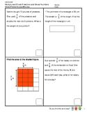 G5S1W13-MW Fractions Multiplying Dividing Fraction Word Pr