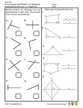 G4S2W8-MW Perpendicular and Parallel Line Segments (Singapore Mastery Method)
