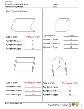 G5S2W13-MW Three Dimensional Figures_WithSolutions (Singapore Mastery Method)