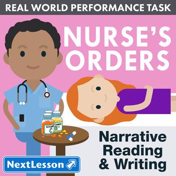 G6 Narrative Reading & Writing - Nurse's Orders Performance Task