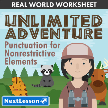 G6 Nonrestrictive Punctuation - Unlimited Adventure Essential: Great Smokey