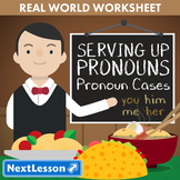 G6 Pronoun Cases - Serving Up Pronouns Essential: Vietnamese Eats