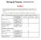 G6 Pronoun Cases - 'Serving Up Pronouns' Essential: Vietna