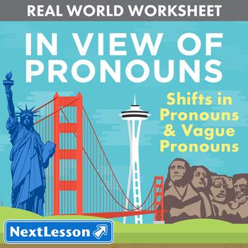 G6 Pronoun Shifts & Vague Pronouns - In View of Pronouns E