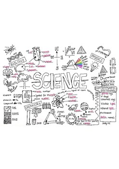 G7 Science SCIENCE doodle sheet with Answers