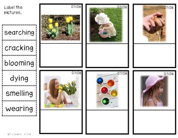 G8 Labeling Easter Action Photos