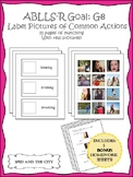 G8 Labeling Pictures of Common Actions