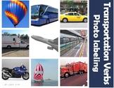 G8 Labeling Transportation Action Photos