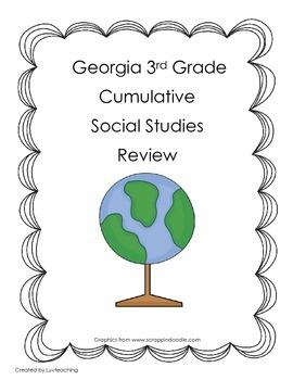 GA 3rd Grade Social Studies Cumulative Review
