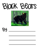 GA Animal Research Project - Black Bears