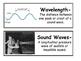 GA Fourth Grade Science Vocabulary Cards