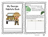 GA Habitats Mini Book
