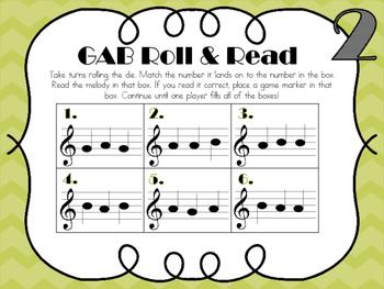 GAB Roll & Read