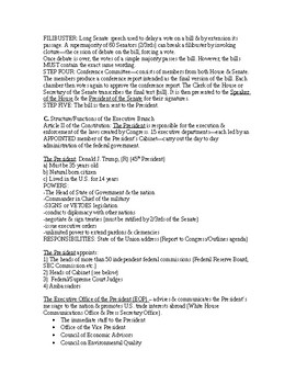 GACE Political Science Assessment (Tests 1 & 2) Study Guide