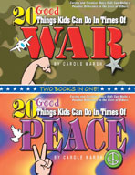 20 Good Things Kids Can Do in Times of War and Peace