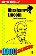 Abraham Lincoln: Great Emancipator