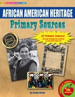 African American Heritage Primary Sources Pack