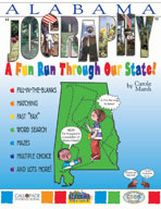"Alabama ""Jography"": A Fun Run Through Our State!"