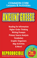 Ancient Greece  Common Core Lessons and Activities
