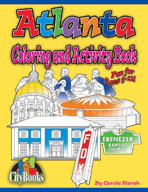 Atlanta Coloring and Activity Book