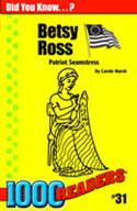 Betsy Ross: Patriot Seamtress