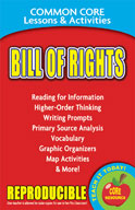 Bill of Rights  Common Core Lessons and Activities