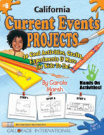 California Current Events Projects