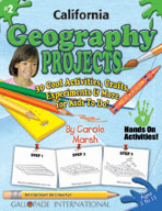 California Geography Projects