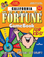 California Wheel of Fortune!
