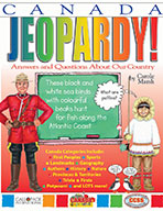 Canada Jeopardy! : Answers & Questions About Our Country! (eBook)