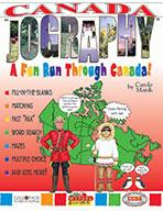 """Canada """"Jography"""": A Fun Run Through Our Country (eBook)"""