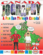 "Canada ""Jography"": A Fun Run Through Our Country (eBook)"