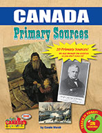 Canada Primary Sources (eBook)