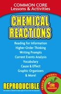 Chemical Reactions - Common Core Lessons & Activities