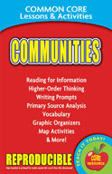 Communities Common Core Lessons and Activities