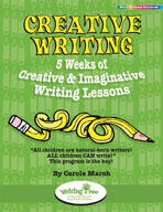 Creative Writing: 5 Weeks of Creative & Imaginative Writing Lessons