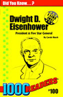 Dwight D. Eisenhower: U.S. President and 5-Star General