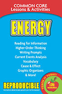 Energy - Common Core Lessons & Activities