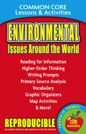 Environmental Issues Around The World - Common Core Lesson